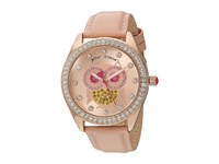 Betsey Johnson Bj00048 241 What A Hoot Gold Watches