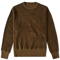 Our Legacy Reversed Sweat Brown