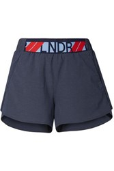 Lndr Drift Shell Shorts Charcoal