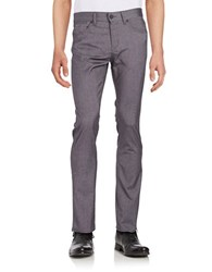 Hugo Boss Straight Leg Jeans Charcoal