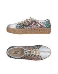 Divine Follie Sneakers Silver