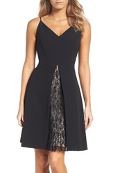 Maggy London Women's Split Fit And Flare Dress