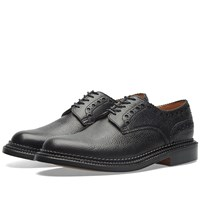 Grenson X Neighborhood Triple Welt William Black