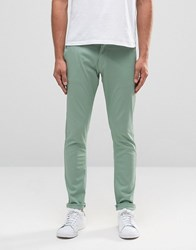 Liquor And Poker Slim Chino Mint Green
