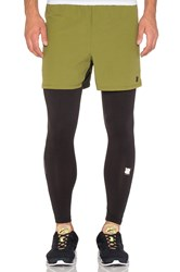 Undefeated Tech Running Short Olive