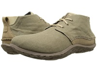 Cushe Slipper Chukka Canvas Sand Men's Shoes Beige