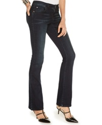 Inc International Concepts Petite Bootcut Jeans Phoenix Wash