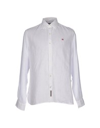 Napapijri Shirts White