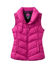 Joules Padded High Neck Gilet Pink