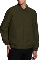 Rainforest Men's 'Microseta' Lightweight Golf Jacket Oregano