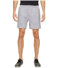 Travis Mathew Graham Shorts Quiet Shade Men's Shorts Gray