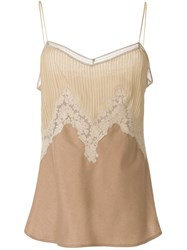 Gabriela Hearst Smith Lace Embellished Top 60