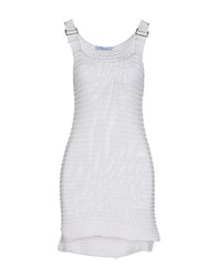 Blumarine Dresses Knee Length Dresses Women White