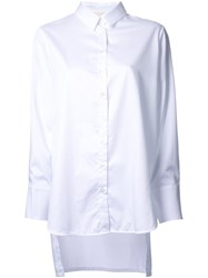 Elaidi 'Joan' Tunic Shirt White