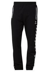 Hummel Age Tracksuit Bottoms Black