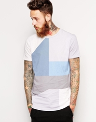 Han Kjobenhavn Han T Shirt With Patchwork Pattern Multi