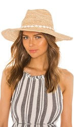 Ale By Alessandra X Revolve Kai Hat In Tan. Natural And White