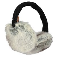 Barts Faux Fur Earmuffs One Size Grey