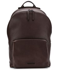 Troubadour Generation Slipstream Rucksack Brown