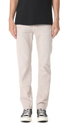 7 For All Mankind Slimmy Luxe Perfect Colored Denim Jeans Light Khaki