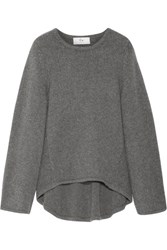 Co Cashmere Sweater Anthracite