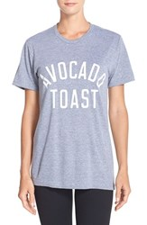 Women's Private Party 'Avocado Toast' Jersey Tee