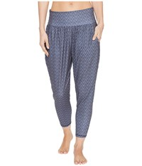 Prana Ryley Crop Charcoal Compass Women's Capri Gray