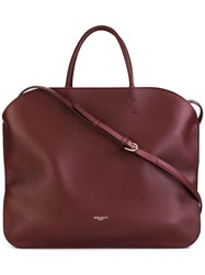 Nina Ricci Medium 'Elide' Tote Brown