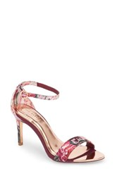 Ted Baker London Mylli Sandal Serenity Satin