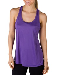 Jockey Gradient Mesh Tank Top Iris Bouquet