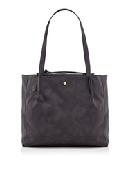 Maison De Nimes Frieda Shopper Tote Grey