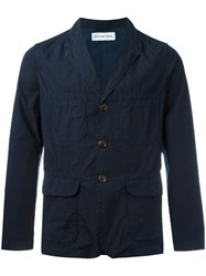 Universal Works Barra Blazer Blue