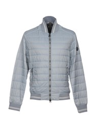 Adhoc Jackets Light Grey