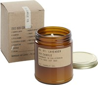 Cb2 Lavender Soy Candle
