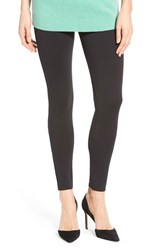Yummie Tummie Women's Yummie By Heather Thomson Five Pocket Ponte Leggings Black