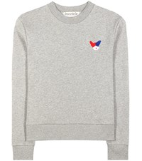 Etre Cecile Cotton Sweatshirt Grey