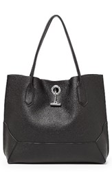 Botkier Waverly Leather Tote Black