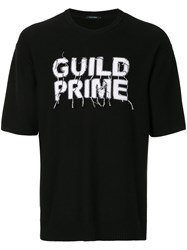 Guild Prime Knitted Top Black