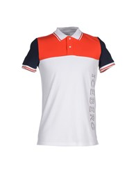 Iceberg Topwear Polo Shirts Men Blue