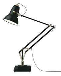 Anglepoise Original 1227 Giant Brass Floor Lamp