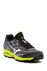 Mizuno Wave Kazan Running Shoe Gray
