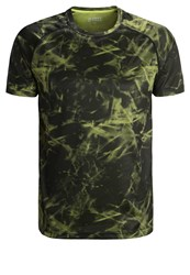 Your Turn Active Sports Shirt Lime Punch Light Green