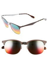 Ray Ban Women's 53Mm Clubmaster Sunglasses