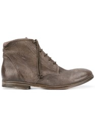 The Last Conspiracy Ask Mat Boots Grey