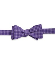 Brooks Brothers Link Patterned Bow Tie