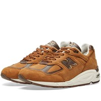 New Balance M990dvn2 Made In The Usa Brown