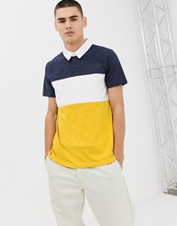 Another Influence Cut And Sew Polo Grey