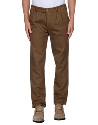 Avio Casual Pants Dark Green