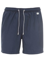 Mc2 Saint Barth Pantone Ultra Light Tech Swim Shorts Navy