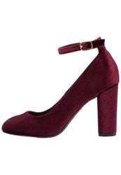 New Look Wilma Classic Heels Dark Red